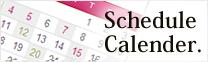Schedule calender